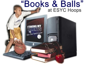 Books And Balls