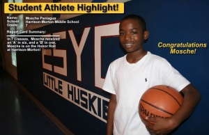 ESYC Hoops Student Athlete
