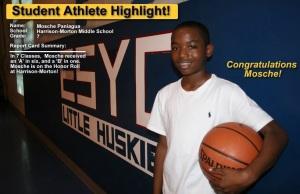 ESYC Hoops Student Athlete