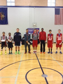 8th Grade All-Tournament Team