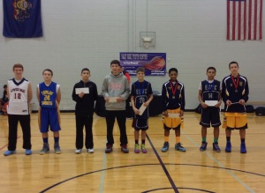 7th Grade All-Tournament Team