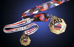 AAU National Medals
