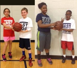 Week 4: Players of the Week Selma, Riley, Zhontay & Jemel