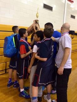 LVKBL 6th Grade Champs