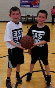 Week 3 Game 2 Players of the Week, Nathan & Nicholas