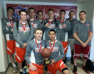Congratulations to the 11th Grade Champions, Perkasie Knights