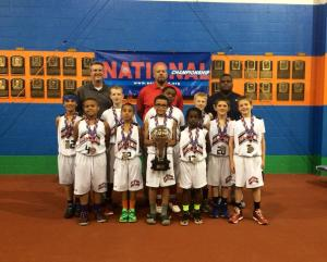 4th Grade 2014 AAU Nationals