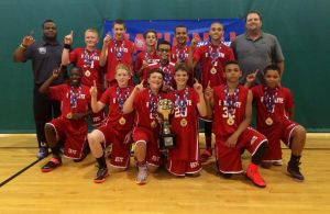6th Grade 2014 AAU Nationals