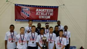 ESYC Elite2014 7th Grade AAU Nationals