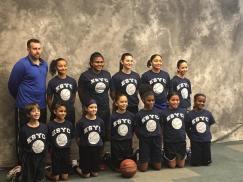 ESYC Girls Basketball